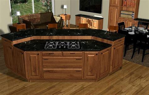 luxury kitchen island designs luxury angled kitchen island designs gl kitchen design