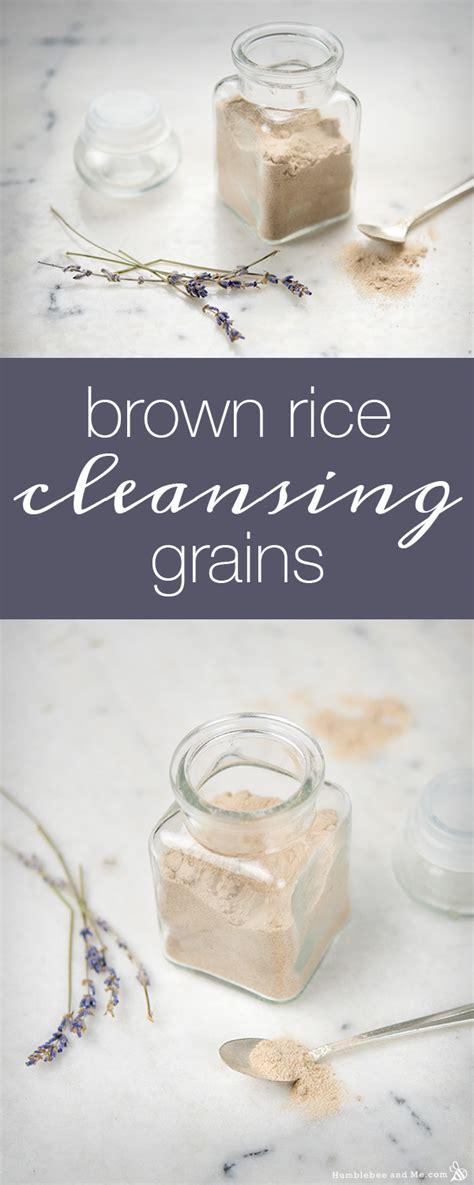 Brown Rice Detox Reviews by Brown Rice Cleansing Grains Humblebee Me