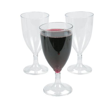 17 Best ideas about Plastic Wine Glasses on Pinterest