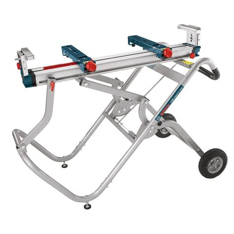 universal table saw stand with wheels ridgid universal mobile miter saw stand with mounting