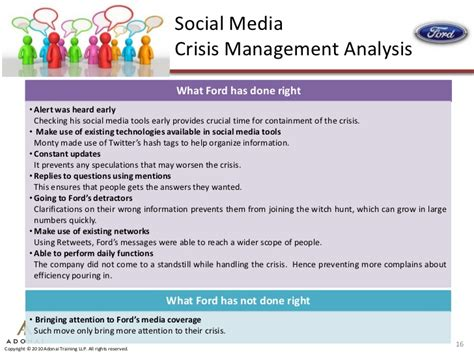 social media protocol template social media crisis management three studies
