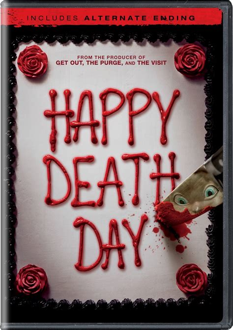happy death day happy death day dvd release date january 16 2018