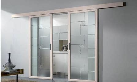porte vetrate per interni vetrate scorrevoli per interni wohndesign