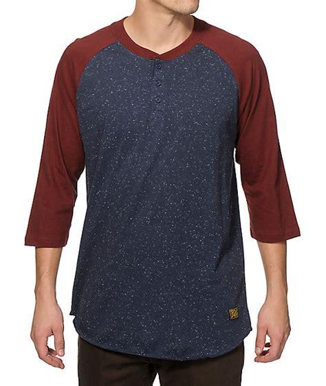 T Shirt Founder Ngehits seas founder henley baseball shirt