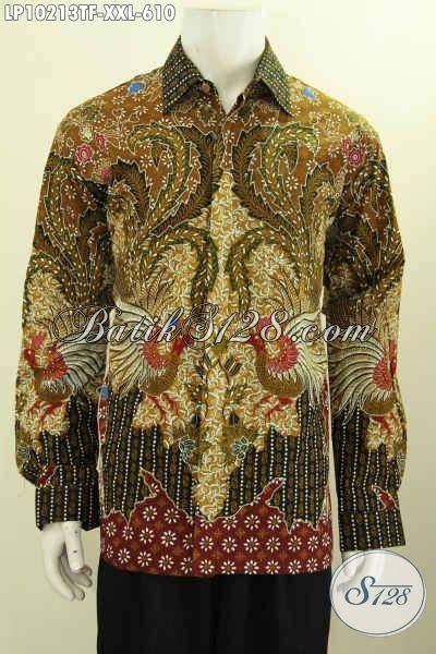 Kaos Baju Lengan Panjang Big Size Xxxl Xxxxl Distro 1 model baju batik pria lengan panjang big size pakaian