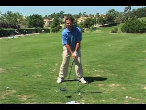 power golf swing tips golf tips power swing trigger youtube