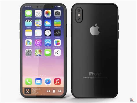 iphone  concept black  model cgstudio