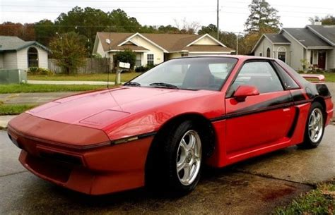 automotive repair manual 1984 pontiac fiero parking system 1984 fiero for sale in jacksonville florida united states