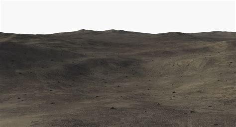 Desert Landscape 3d Model