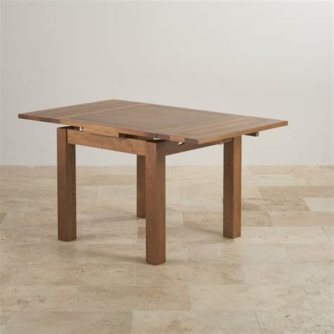 Rustic Grey Dining Table Rustic Oak 3ft Dining Table With 4 Grey Fabric Chairs