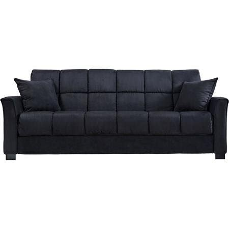baja convert a and sofa bed black