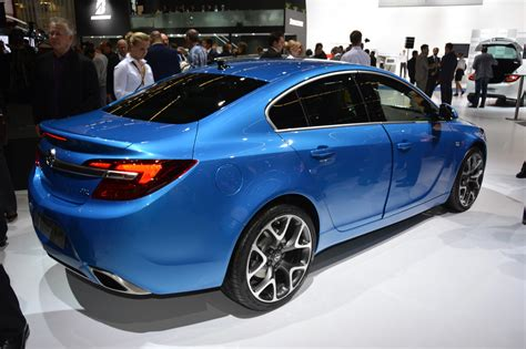 2016 Opel Insignia Opc Sports Wagon Sw Reviews Price