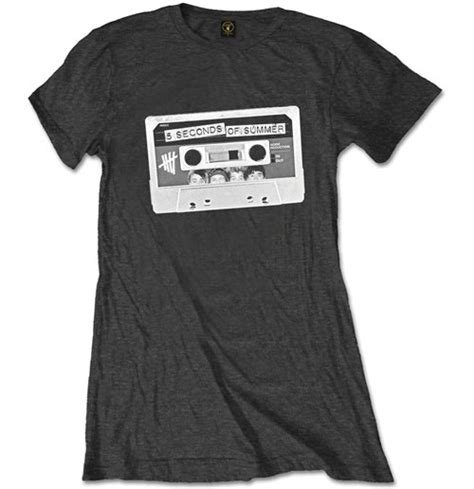 Tshirt 5 Seconds Of Summer official 5 seconds of summer t shirt 183117 buy on