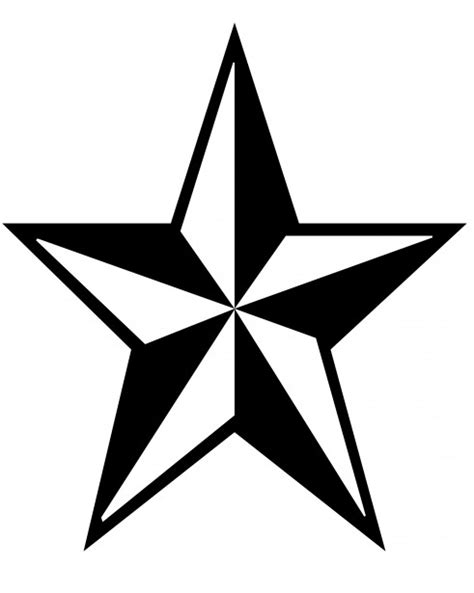 star clipart outline   cliparts  images