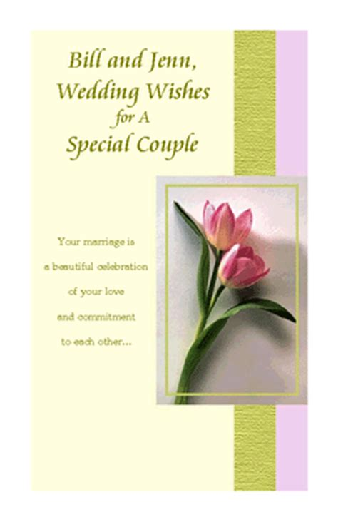 Wedding Wishes Printable by Beautiful Celebration Greeting Card Wedding Printable