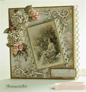 Vintage Handmade Cards - best 25 vintage handmade cards ideas on