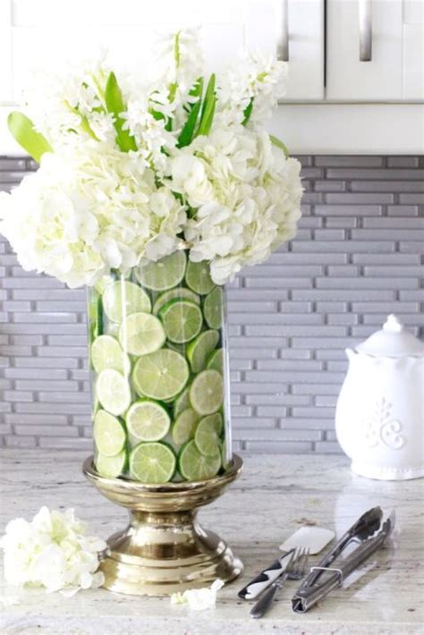 Rangkaian Tea Hydrangea Silk Artificial Import 40 easy floral arrangement ideas creative diy flower arrangements