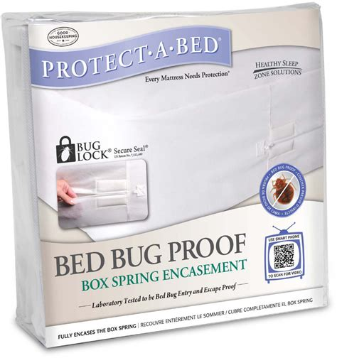 bed bug mattress and box spring encasements protect a bed bed bug proof box spring encasement best