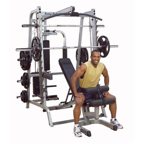 Home Equipment by Solid Series 7 Smith Gymstore