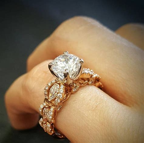 Design Your Engagement Ring by Design Your Own Engagement Ring At Mansion