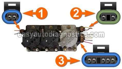 part  testing  ignition module  crank sensor gm