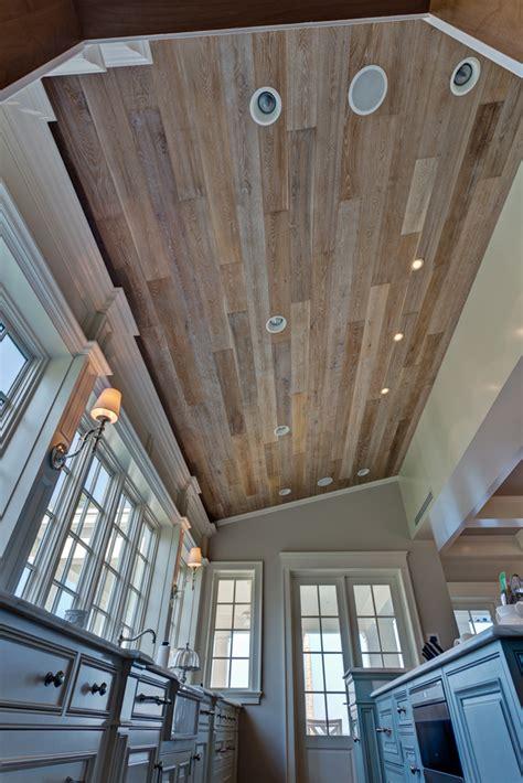 Hardwood On Ceiling by Reclaimed Barn Siding Snow Fence From Reclaimed Wood Ward Hardwood Flooring