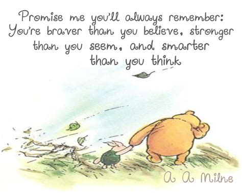 Winnie the pooh quotes for baby quotesgram