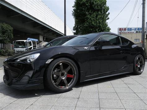 scion frs te37 18x9 5 45 all around