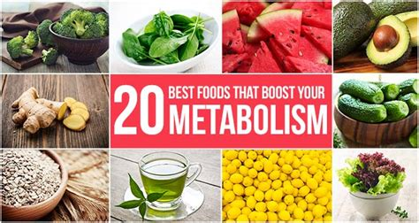 metabolic food 20 best foods that boost your metabolism