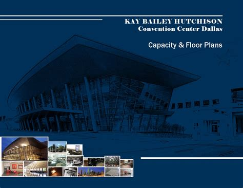dallas convention center floor plan bailey hutchison convention center dallas capacity