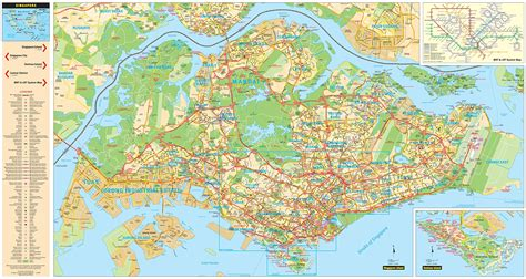 map of the city of popular 194 list singapore map