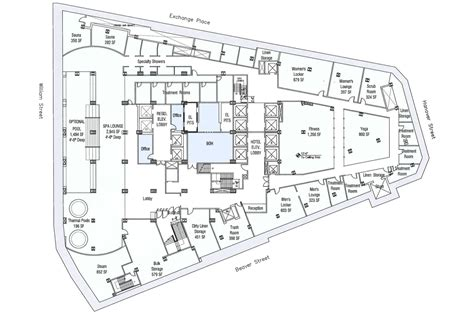 holland hall floor plan 20 exchange place floor plans 20 exchange place floor plans new york city 20 exchange place