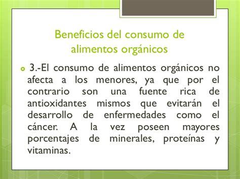 transgenicos  organicos