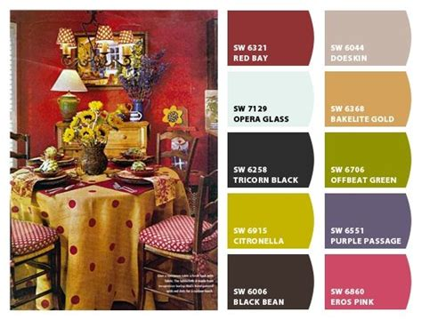 paint colors from chip it by sherwin williams country color palette