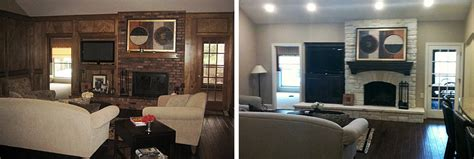 before after design interior design before and after photos flower mound