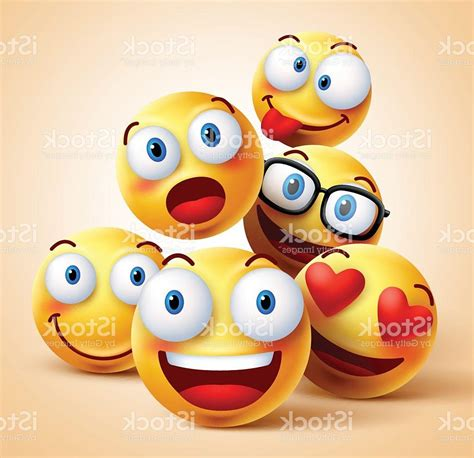 best smiley faces best smiley faces of vector emoticon characters with