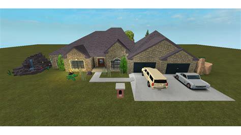 suburban house roblox