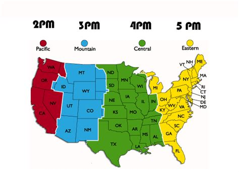 map of usa showing states and timezones usa time zone map black and white clipart best