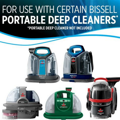 bissell bath bissell bark bath portable bath tool with portable cleaners 34 99
