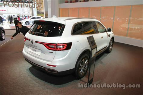 renault china 2016 renault koleos at auto china 2016 indian autos blog