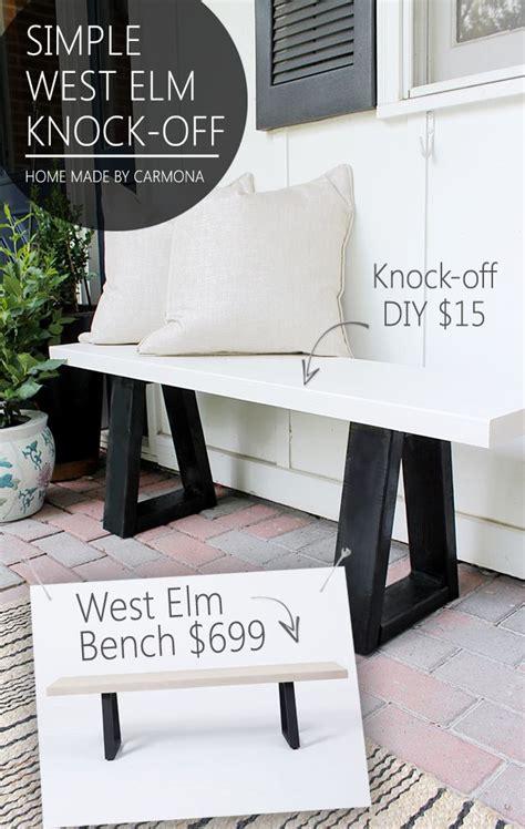 bench west elm best 25 lack shelf ideas on pinterest diy bench west
