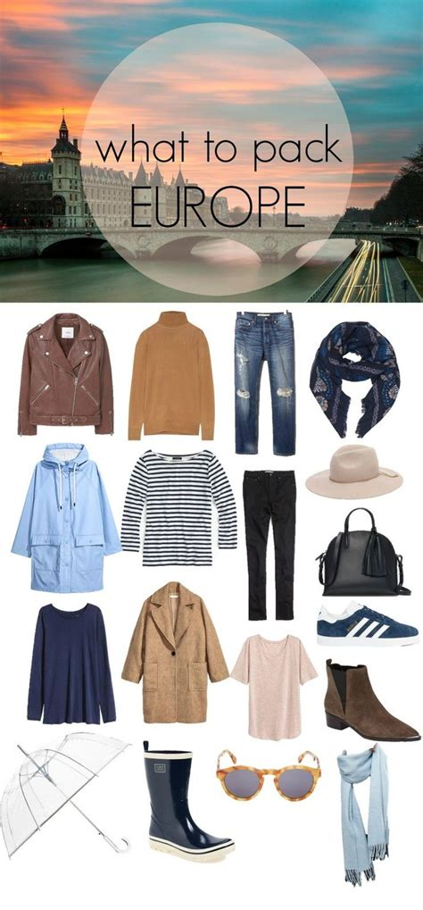 wardrobe oxygen what to pack for vacation 1000 ideas about europe packing lists on pinterest