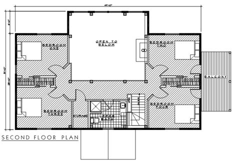 timber frame 7 plan