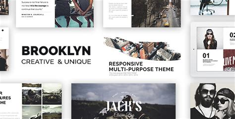 themes in the book brooklyn brooklyn v4 5 2 creative multi purpose wordpress theme