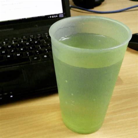 Teh Hijau Gelas kisah si gelas hijau catetan kecil httsan