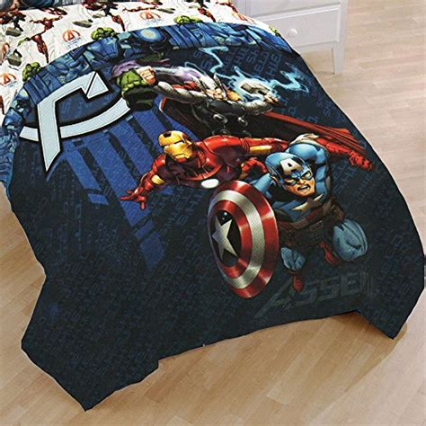 avengers full comforter marvel avengers full bed comforter earth s mightiest
