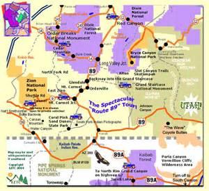 utah arizona map 17 best ideas about the wave arizona on the