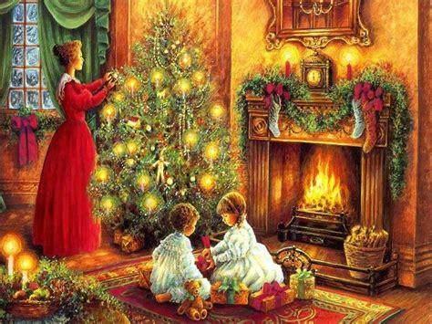 old fashioned christmas beneconnoi