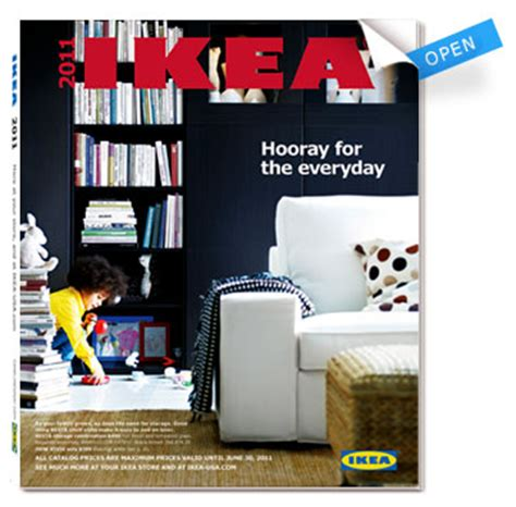 quick peek 2011 ikea catalog a prima vista