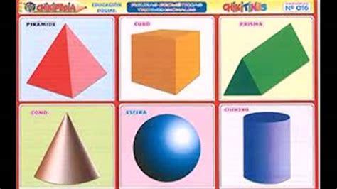 figuras geometricas solidos solidos geometricos youtube